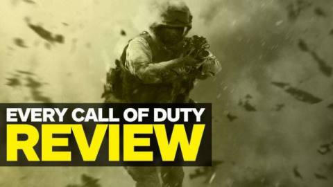 As everybody on the internet knows, IGN gives Call of Duty a 10 every year. Actually, that's literally never happened once. But it's come close a couple of times in the series' long history. Check out every Call of Duty review IGN has ever done.