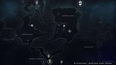 Destiny 2 Beyond Light Entropic Shard