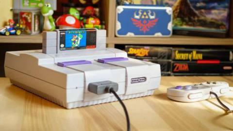 SNES & Super Mario World Nintendo Life