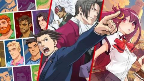 Best Visual Novels Switch
