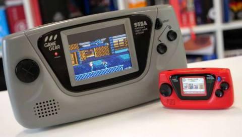RetroSix Game Gear