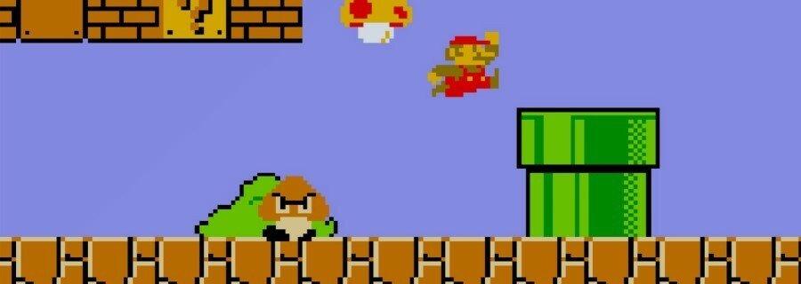 Super Mario Bros. (3DS Virtual Console)