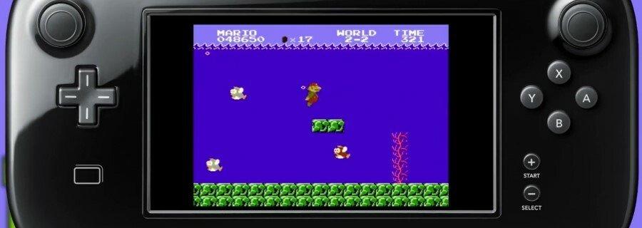 Super Mario Bros. (Wii U Virtual Console)
