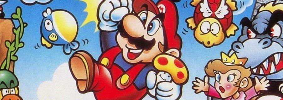 Super Mario Bros. (Famicom Disk System versions)