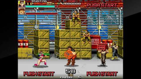 Arcade Archives Zero Team Review - Screenshot 1 of 10