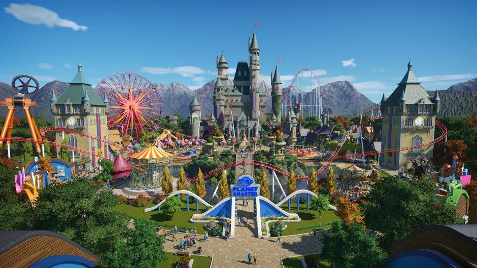 Planet Coaster: Console Edition – November 10 – Optimized for Xbox Series X|S