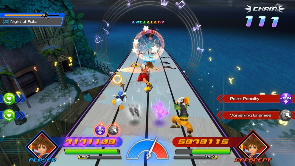 Kingdom Hearts: Melody of Memory – November 13