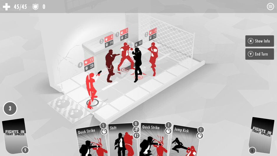 Fights in Tight Spaces (Game Preview) – November 10 – Optimized for Xbox Series X|S