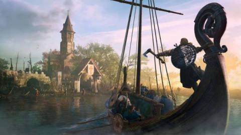 Assassin's Creed Valhalla – November 10 – Optimized for Xbox Series X|S