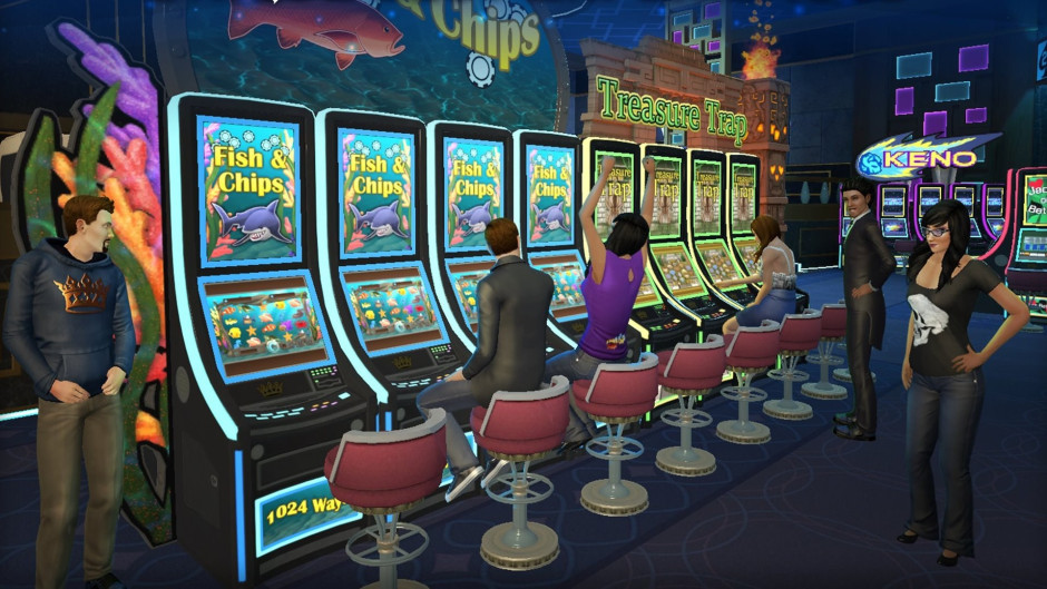 The Four Kings Casino and Slots – November 18