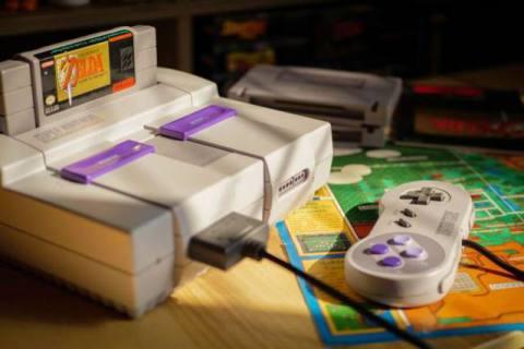 SNES & Zelda