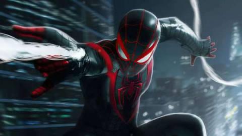 Spider-Man Miles Morales PS5 screenshot