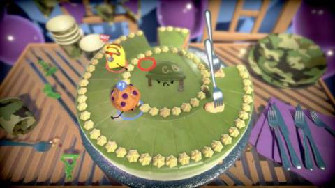 Cake Bash Review - Screenshot 1 of 4