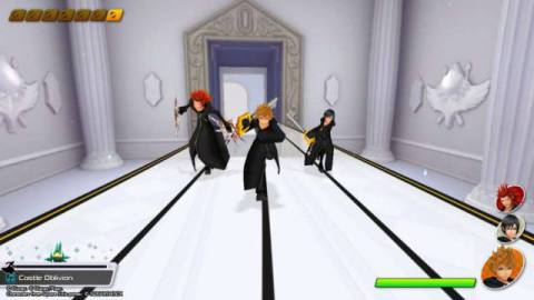 Kingdom Hearts: Melody of Memory Review - Screenshot 1 of 7