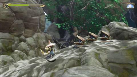 Sakuna: Of Rice and Ruin Review - Screenshot 1 of 5