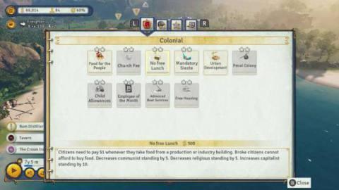 Tropico 6 Review - Screenshot 1 of 4