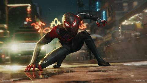 Marvel's Spider-Man: Miles Morales Review Screenshots