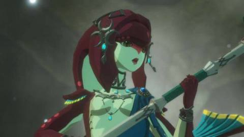 Switch Hyrule Warriors Age Of Calamity