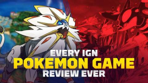 Check out every Pokemon review published on IGN, whether it's the latest entry in the main series or a spin-off title like Pokemon Snap.