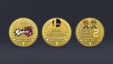 Nintendo Medals