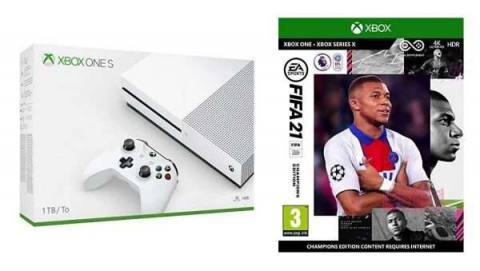 An Xbox One Black Friday bundle with Fifa 21