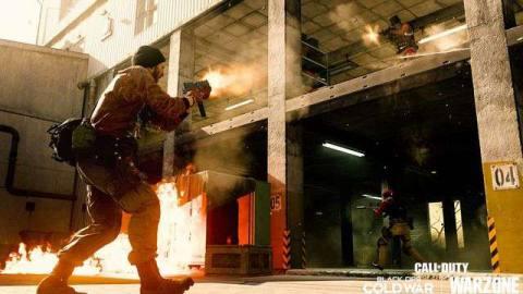 Call of Duty: Warzone's Rebirth Island map