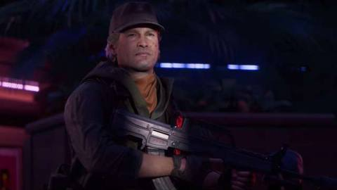Adler from Call of Duty: Black Ops Cold War