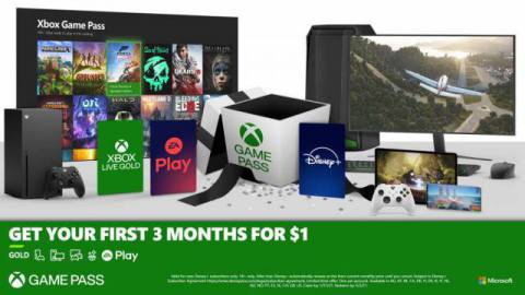 Xbox Game Pass Holiday Offer