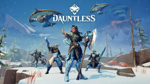 Dauntless - key art for the Reforged update