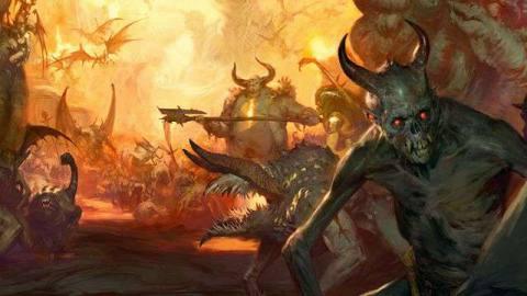 Diablo 4 silly looking demons