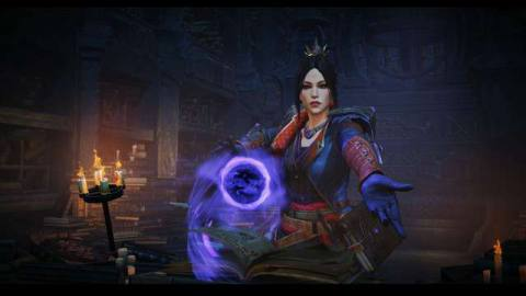 Diablo Immortal Wizard