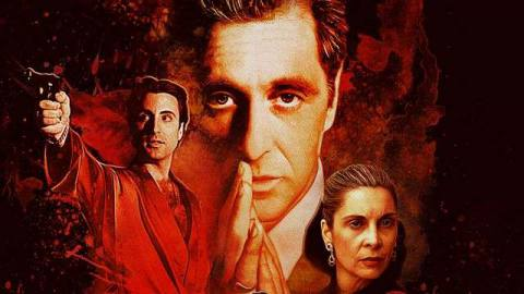 Cover of Godfather Part III coda