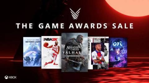 The Game Awards Sale Hero Image
