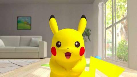 A still of Pikachu from an ASMR YouTube video