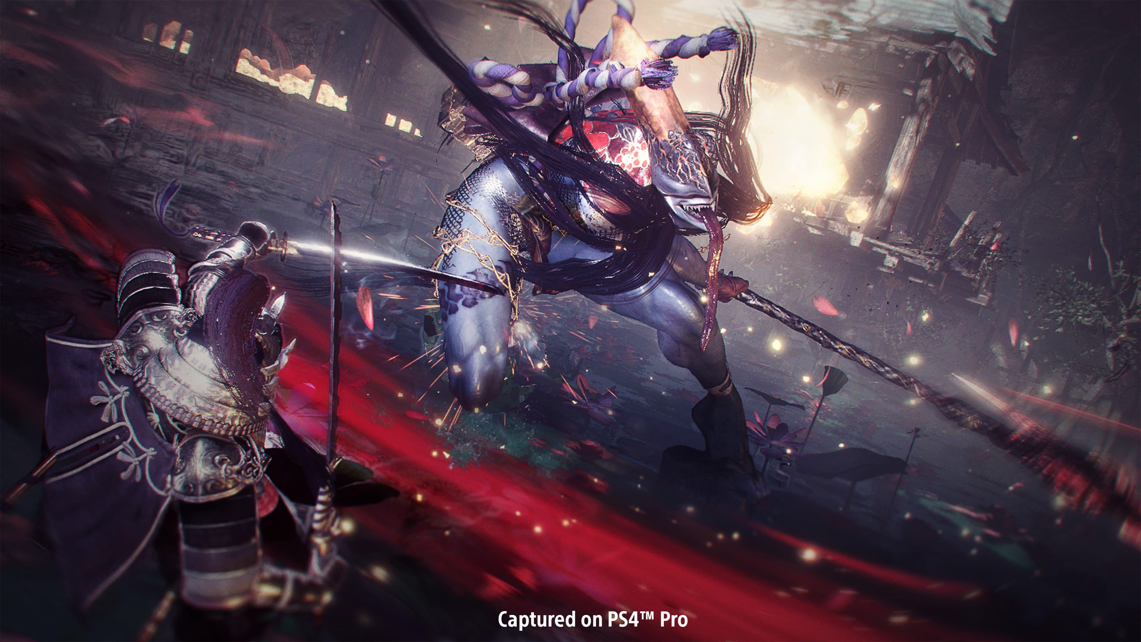 Nioh 2 The First Samurai