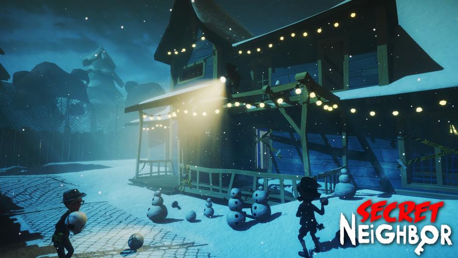 Secret Neighbor Winter Holidays Update