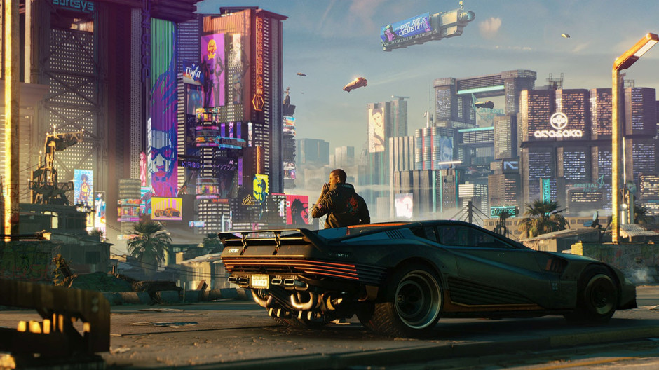 Cyberpunk 2077 – December 10 – Xbox One X Enhanced / Smart Delivery