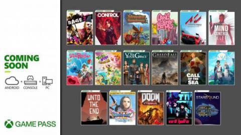 Xbox Game Pass Update - December 2020