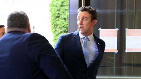 Duncan Hunter Sentenced After Pleading Guilty Over Corruption Charge