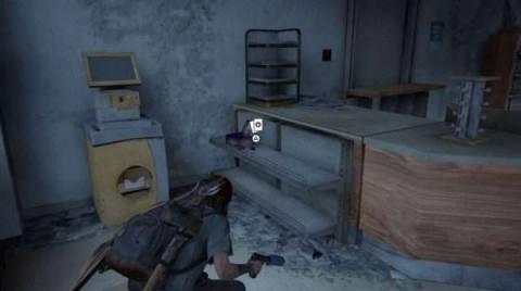 Last of Us 2 PS4 gameplay screenshot