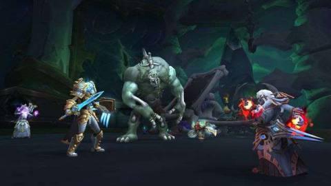 World of Warcraft: Shadowlands dungeon
