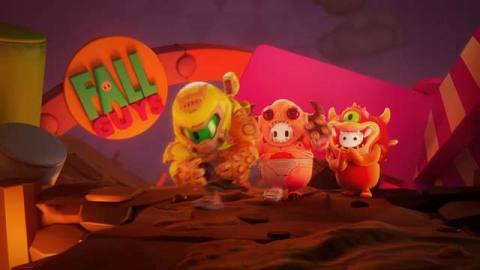 Fall Guys Doom costumes