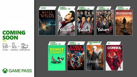 Xbox Game Pass Update January 2020