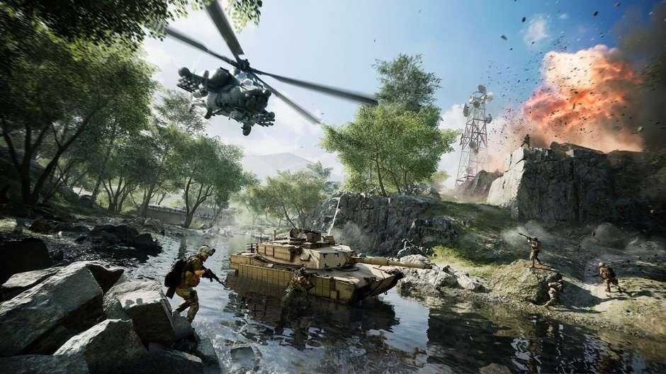 Battlefield Portal Hero image