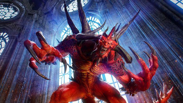 Diablo 2: Resurrected Lord Of Terror art