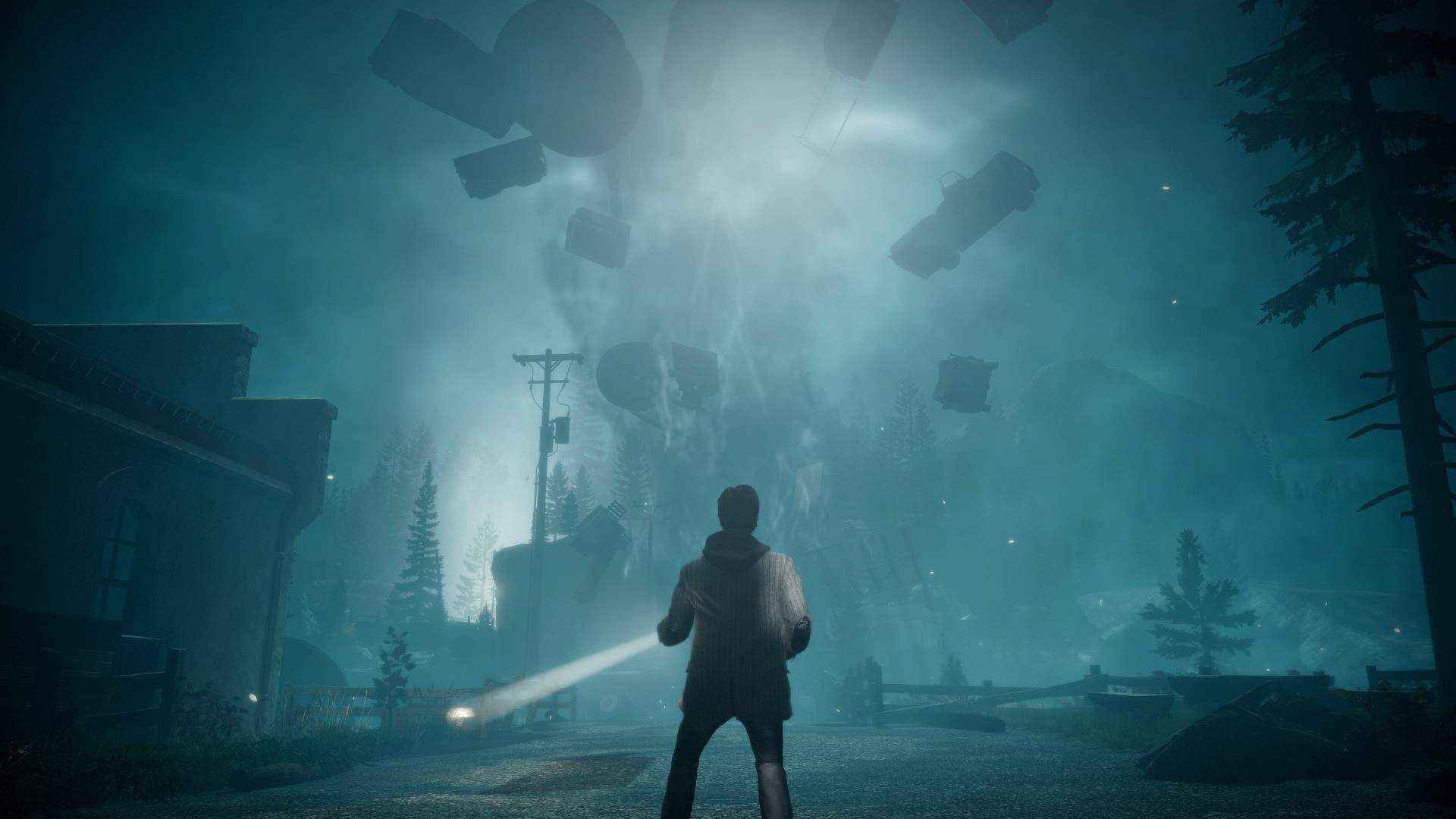 Alan Wake Remastered – October 5 – Smart Delivery Support