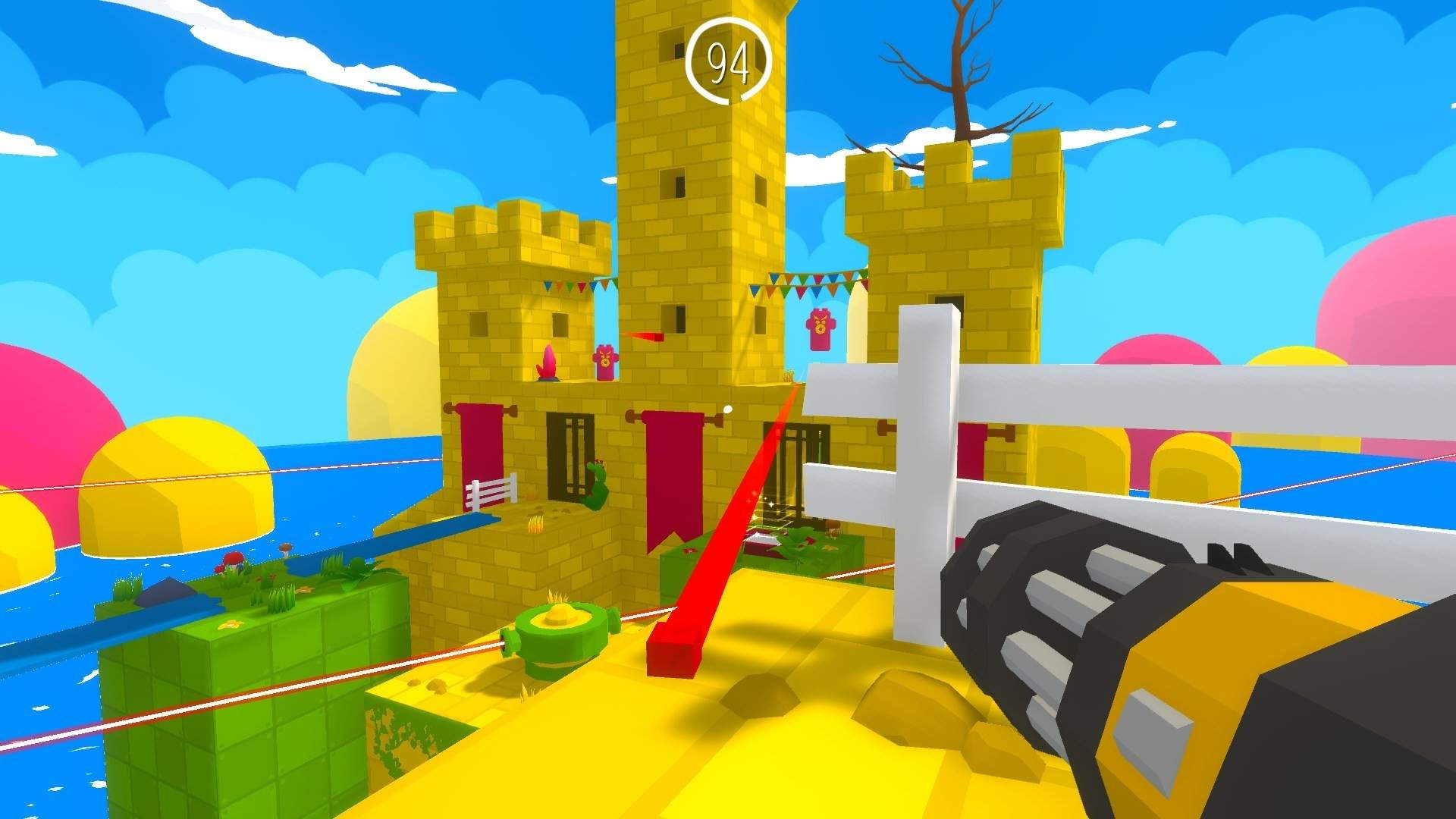 Bouncy Bullets 2 – October 8 – Optimized for Xbox Series X|S