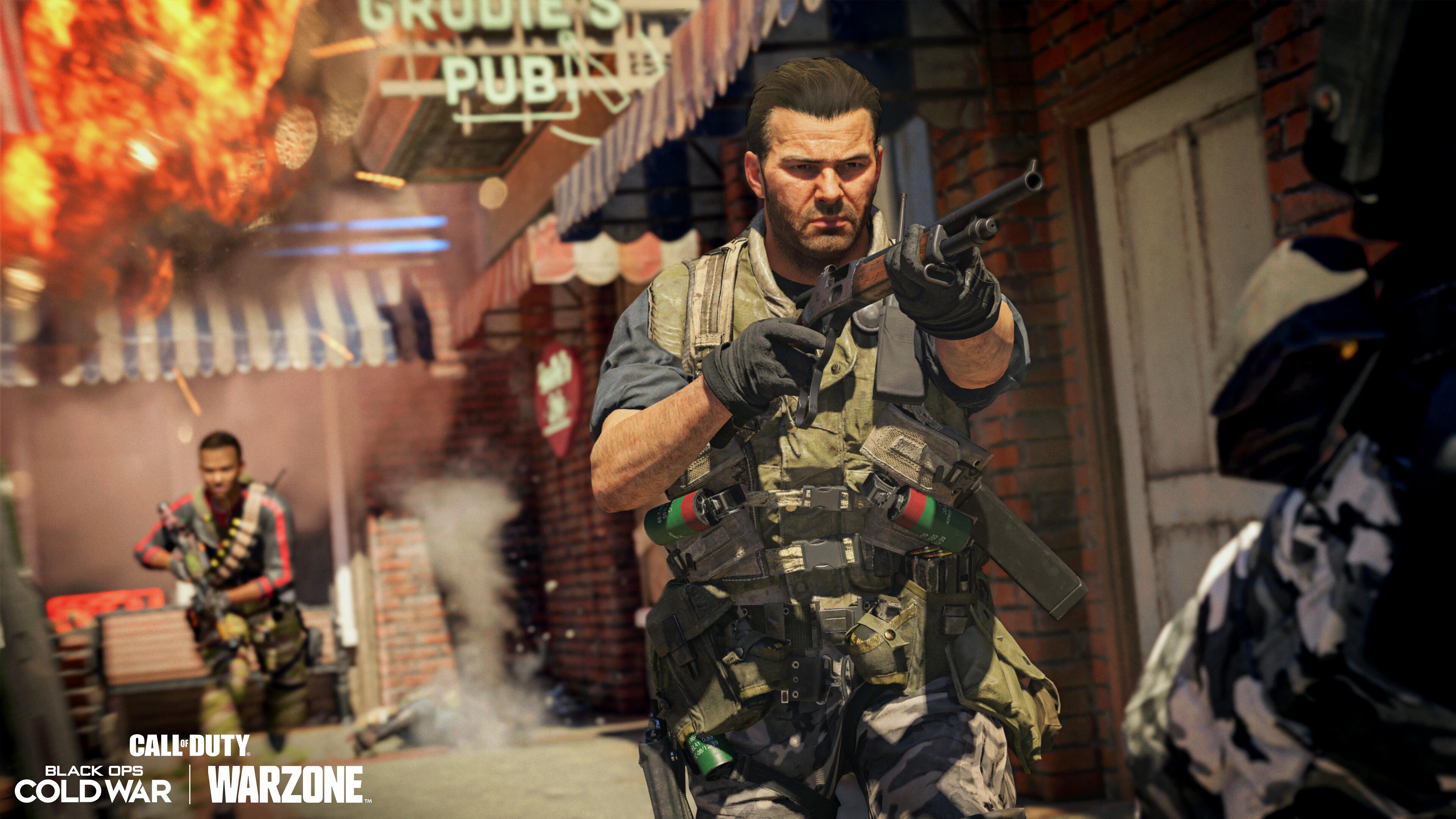 Call of Duty: Black Ops Cold War & Warzone Season Six