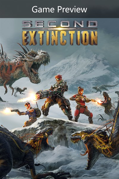 Second Extinction™ (Game Preview)